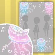 (Show Items) Aquarium Jellyfish Decor1 ver.1
