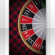 (Show Items) Checker Casino Roulette Stage ver.1