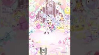 【CocoPPa Play】3 Color Fluffy Filter (Yellow)