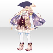 (Tops) Phantom Witch Skirt Style ver.A pink