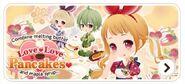 (Display) Love Love Pancakes (Original)