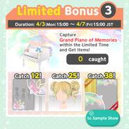 (Bonus) Sing! Sing! Sing! - Limited Time Bonus 3