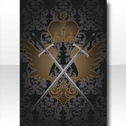 (Wallpaper Profile) Sky Dragon Emblem Wallpaper ver.A black