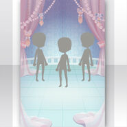 (Show Items) Peluche Secret Recital Stage Blue ver.1