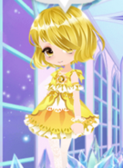 (Characters) Jewelry Princess 2020 - Jewelry Girl Yellow