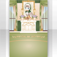 (Show Items) Tea Party in Secret Western-Style House Stage ver.1