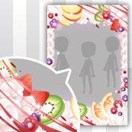 (Show Items) Cream and Berry Sauce Decor2 ver.1