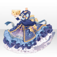 (Tops) Imperial Princess Secret Snack Style ver.A blue