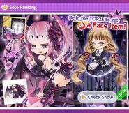 (Banner) Vampire Halloween - Solo Ranking Rewards