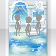 (Show Items) Rainbow Bathroom Stage ver.1