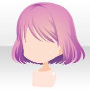 (Hairstyle) Cute Girl Dreamy Cute Bob Hair ver.A pink