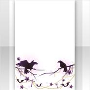 (Show Items) Halloween Crow Decor2 ver.1