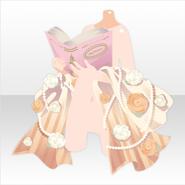 (Outerwear) Secret Fleur Rose Stall ver.A pale brown