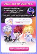 (Bonus) Delivery Event - CocoPPa Stars