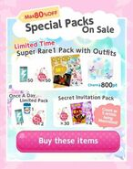 (Special Packs) DayDream Animals - 1