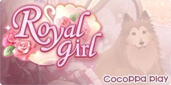 (Logo) Royal girl
