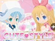 (Banner) Cute Style - 1