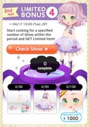 (Bonus) Royal girl - 2nd Half Limited Time Bonus 4