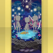 (Show Items) Guided Candy House Stage blue ver.1