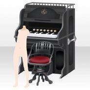 (Avatar Decor) Melodious Organ ver.A black