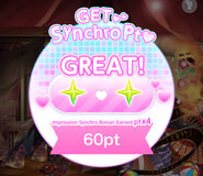 (FASHION LABO) Synchro Points Great Cool