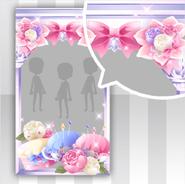 (Show Items) Dolls Tea Party Flower Arch Decor2 ver.1