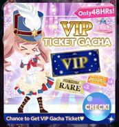 (Image) VIP TICKET GACHA - September 2019