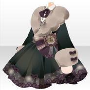 (Tops) Meraviglioso Fur One-Piece ver.A green