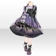 (Tops) Fontana Guide Girl Style ver.A purple