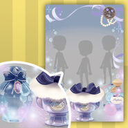 (Show Items) Happy Makeup Girls Powder and Perfume Decor2 Blue ver.1