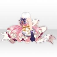 (Tops) Happy Makeup Girls Fluffy Mini Dress ver.A pink