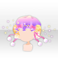 (Head Accessories) Aries Night Dress Cap ver.A pink