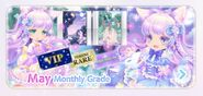 (Display) Monthly Grade May 2019