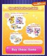 (Packs) Hollow Park - Special Packs 4