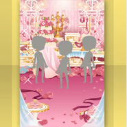 (Show Items) Luxury Princess Bedroom Stage ver.1
