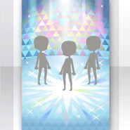 (Show Items) Glass with Light Stage ver.1