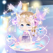 (Characters) Prism Beads - Queen Beads Fairy