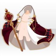 (Outerwear) Circus Master Coat ver.A red