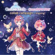 (Instagram) CocoPPa Dolls Collab Campaign