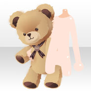(Outerwear) Dearest Cute Bear ver.A brown