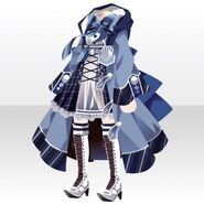 (Tops) Phantom Elegant Witch Style ver.A blue
