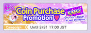 (Sub-Banner) 6th Anniversary Coin Promotion