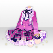 (Tops) Wizardly School Basic Uniform ver.A pink
