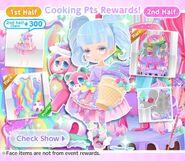 (Banner) Magic Pot - Cooking Points Rewards