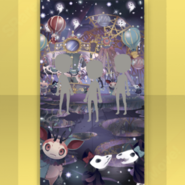 (Show Items) Hollow Park Eerie Twinkle Night Stage ver.1
