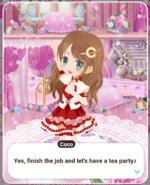 (Story) Dolls Tea Party - Start 16