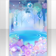 (Show Items) Hydrangea on the Water Stage ver.1