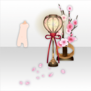(Avatar Decor) Girl's Day Traditional Lantern ver.A brown