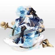 (Tops) Blessing Star Gazing Girl Style ver.A blue