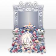 (Tops) Oblivious Flower Empress Style ver.A grey